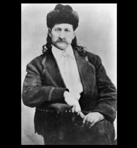 Wild-Bill-Hickok-PHOTO-Deadwood-Gunfighter-Sheriff-Marshal-WILD-WEST-Law-Man