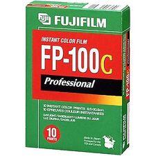 FujiFilm FP-100C Instant Colour Film - Professional