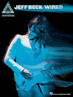 Jeff Beck/Wired by Hal Leonard Publishing Corporation (Paperback / softback, 2011)