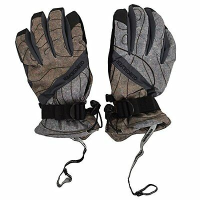 L TKJ1 Quiksilver Meteor Gloves