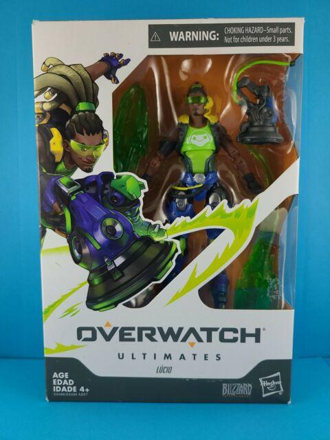 Overwatch Ultimates LÚCIO 6-Inch Action Figure Hasbro