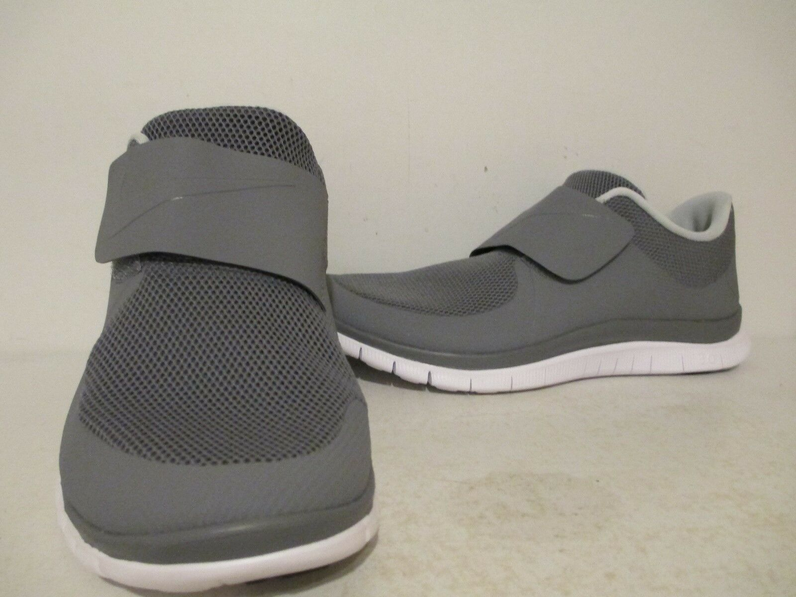 Nike Free Socfly Casual Trainer Running Cool Grey/ Cool Grey-Pure Platinum 8 10