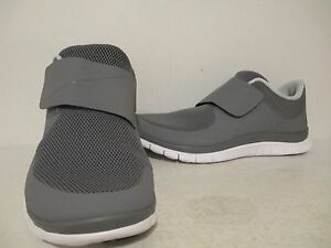 los angeles bf165 79d40 Image is loading Nike-Free-Socfly-Casual-Trainer-Running-Cool-Grey-