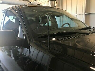 13 inches JAPower Replacement Antenna Compatible with Ford Explorer 2011-2018 Black