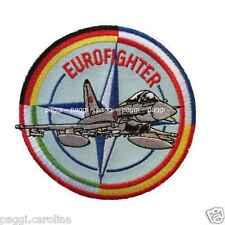 Patch N3 Stemma Eurofighter RAF Toppa senza velcro