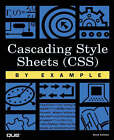 Cascading Style Sheets (CSS) By Example by Steve Callihan (Paperback, 2001)
