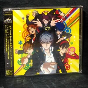 Persona-4-The-Golden-Original-Soundtrack-Official-Game-Music-CD-NEW