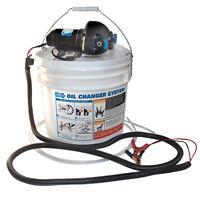 Jabsco Boat Marine Engine Motor Oil Change System Pump Bucket 17850-1012