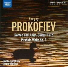 Romeo & Juliet Suites 1 & 2 Pushkin Waltz No. 2, New Music