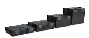 L-Boxx-Koffersystem-Bosch-Sortimo-Sortimentskasten-Werkzeugkoffer-L-Boxx-schwarz