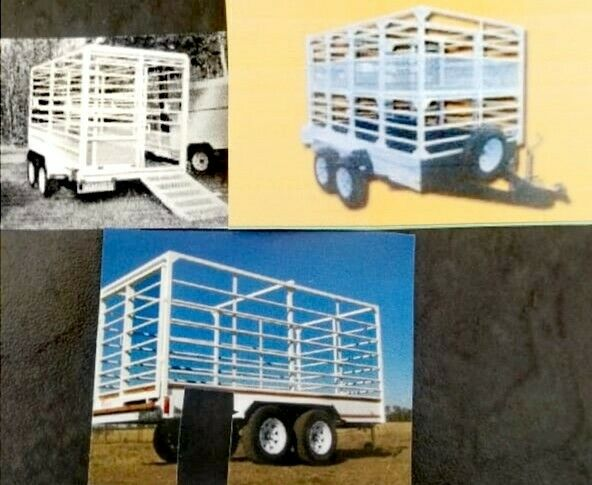 CATTLE TRAILERS 3TON