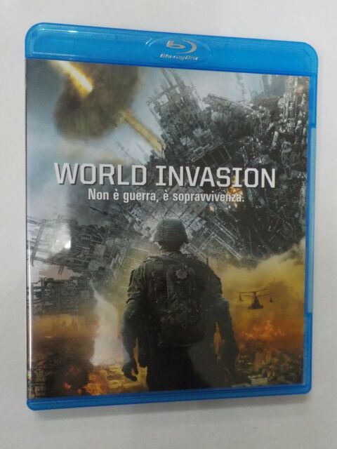 World Invasion - Blu-ray - Originale - Nuovo - COMPRO FUMETTI SHOP