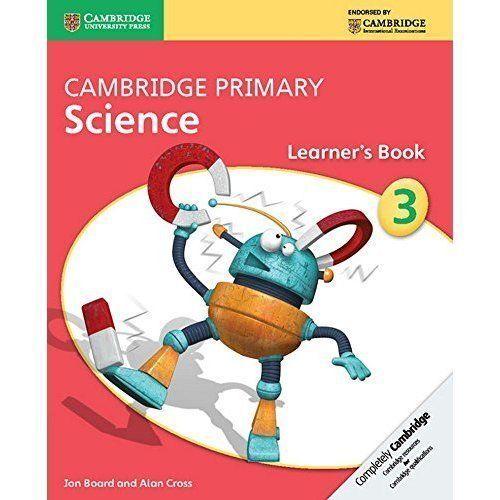 1 of 1 - Cambridge Primary Science Stage 3 Learner's Book (Cambridge International Examin