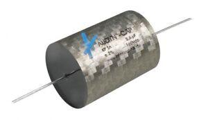 Audyn-CAP diapositive CONDENSATORE KP SN 0,82mf/630 VDC 2% Assiale