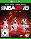 NBA 2K16 (Microsoft Xbox One, 2015)