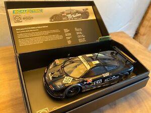 Scalextric-C3965A-Legends-McLaren-F1-GTR-Le-Mans-039-95-Limited-Edit-1-32-Slot-Car