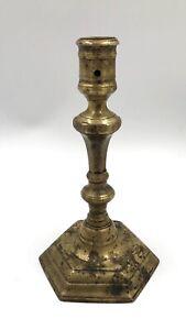 EPOQUE-LOUIS-XVI-Bougeoir-chandelier-bronze-18TH-XVIIIe-CANDLESTICK