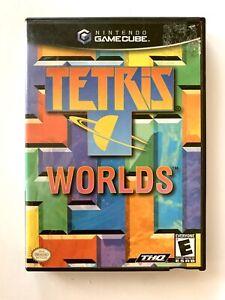 Tetris Worlds (Nintendo GameCube, 2002)