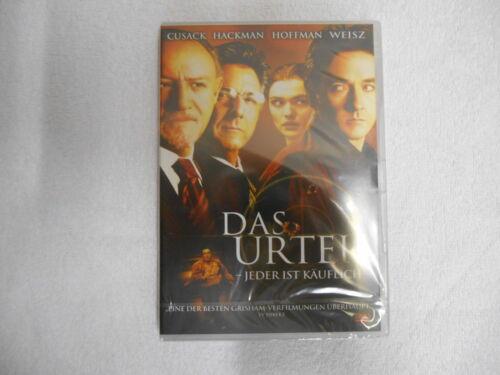 1 von 1 - Das Urteil - Jeder ist käuflich (2004) 20th Fox Erstauflage OOP Neu & OVP Lesen