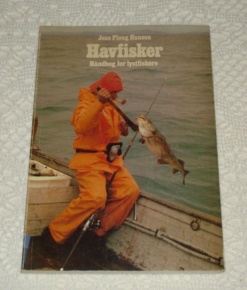 Fiskebøger, Havfisker