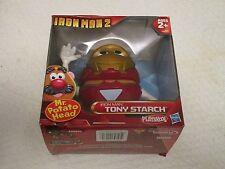 Hasbro Playskool Mr. Potato Head Iron Man 2 Tony Starch New Free Shipping