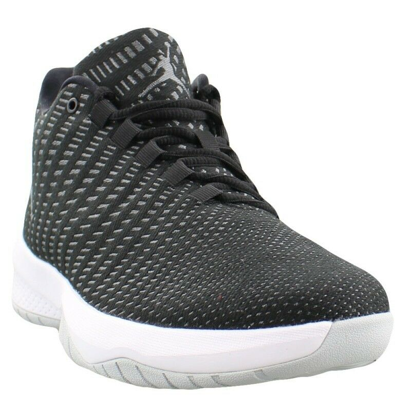 Men's Air Jordan B.Fly 881444-011 Black/Grey/Pure Platinum/Wht NIB Sz 8-11 Cheap women's shoes women's shoes
