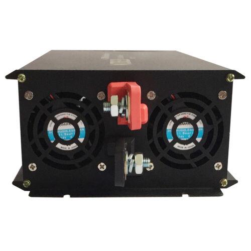 2000Watt Pure Sine Wave Inverter 12V to 120V DC to AC Solar Car Power Inverter