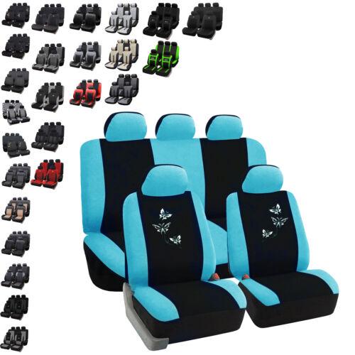 Auto Schonbezug Komplettset AUDI A6 Sitzbezüge Sitzauflage Farbwahl SCSC39