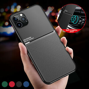 Magnetic Matte Shockproof Case For iPhone 12 11 Pro Max 12 Mini XS XR 7 8 Plus