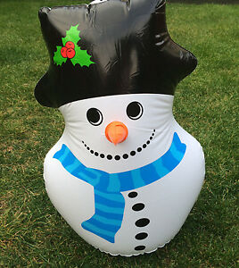 image is loading snowman airblown inflatable christmas decoration toy blow up