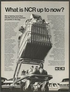 Image Is Loading NCR Complete Computer Systems 1982 Vintage Print Ad