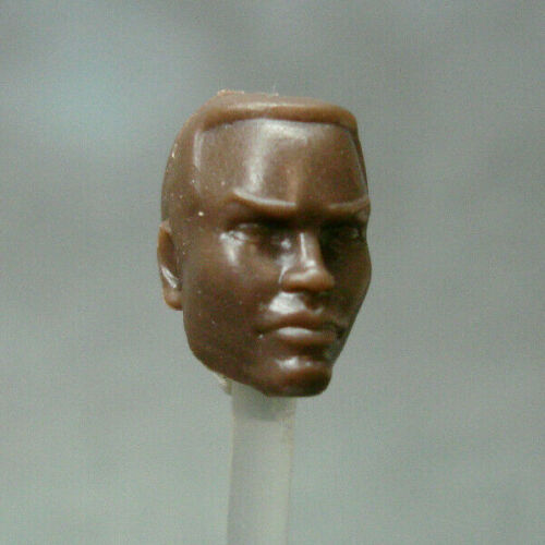 """MH443 Custom Cast Sculpt part Male head cast for use with 3.75/"""" action figures"""