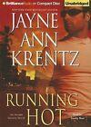 Running Hot by Jayne Ann Krentz (CD-Audio, 2013)