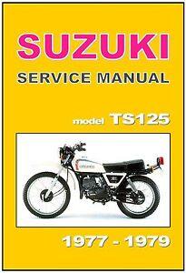 Free Suzuki Service Manual Download