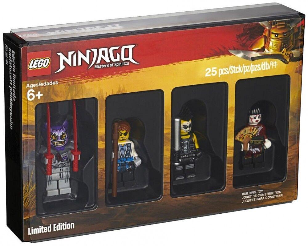 LEGO® (5005257) NINJAGO® Bricktober 2018 Masters of Spinjitzu sealed