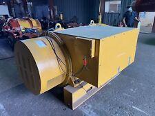 Kato Generator End Model1050kw En9d 1200 Rpm 600 Volt 3 Wire Delta