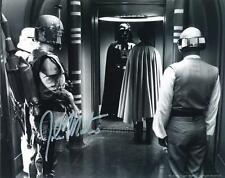 JOHN MORTON as Boba Fett - Star Wars GENUINE AUTOGRAPH UACC (R10663)