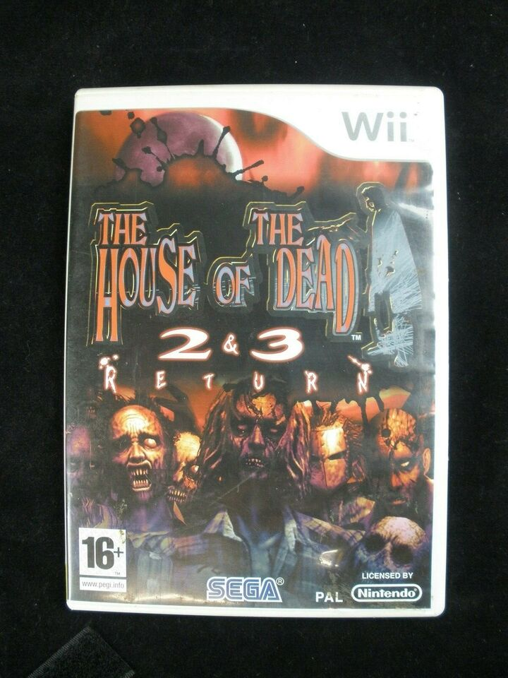 The House Of The Dead 2&3 Return, Nintendo Wii, anden genre