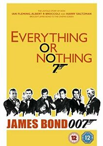Everything-or-Nothing-The-Untold-Story-of-007-DVD-Region-2