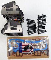 2 Gm Gmc Chevy Escalade Vortec 5.7 350 906 062 Cylinder Heads Bolt&gaskets