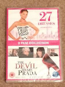 27 Dresses  The Devil Wears Prada DVD 2Disc Set Sealed  Special Features - Colchester, United Kingdom - 27 Dresses  The Devil Wears Prada DVD 2Disc Set Sealed  Special Features - Colchester, United Kingdom