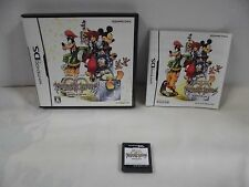Kingdom Hearts Re Coded Nintendo DS NDS Pre-owned