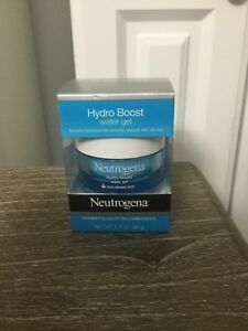 Neutrogena-Hydro-Boost-Water-Gel-1-7oz-New-In-Box-Free-Shipping