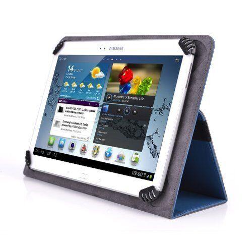 IRULU X1 Pro Lightening 10.1 Inch Tablet Case UniGrip 10 Edition Folio Case...