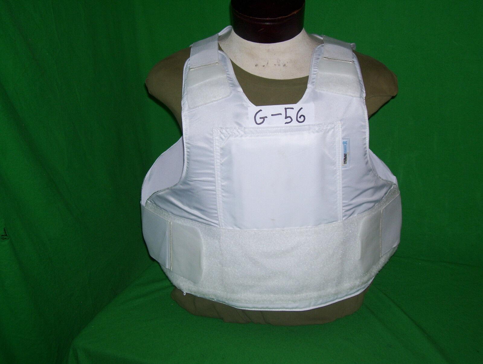 Armor Express Armor Bullet Proof Vest Level IIIA-2XLarge New 2012+FREE-5X8  G-56