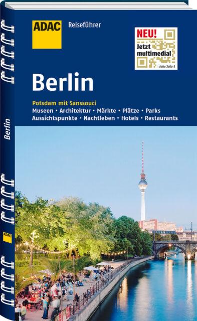 ADAC Reiseführer Berlin  Potsdam mit Sanssouci  ADAC Reiseführer  Deutsch U ...