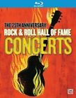 25th Anniv Rock & Roll Hall Fame Concert Blu-ray 2010 US IMPORT