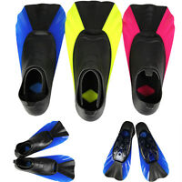 New Popular Scuba Diving Swimming Short Snorkeling Full Fins Flippers Foot Shoes