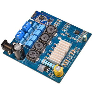 TPA3116-Bluetooth-Amplifier-Board-Class-D-50W-2-Amp-Board-CSR4-0-Arduino-DIY