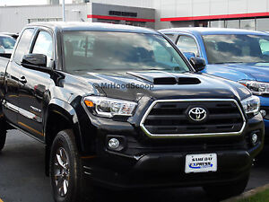 Image Is Loading 1995 2018 Hood Scoop For Toyota Tacoma By